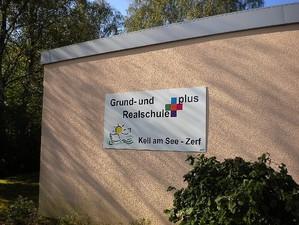 Grund- und Realschule plus, Kell am See Schule, Zelf Schulgebäude